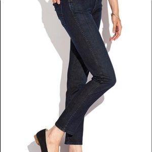 Lucky Brand Denim Charlotte Rail Straight Leg Jean